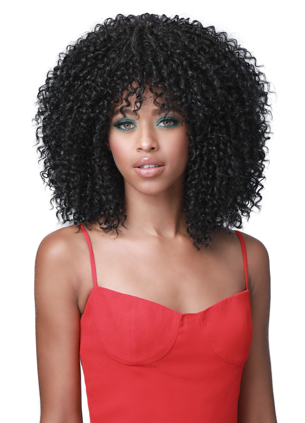 Bobbi Boss Human Hair Blend Miss Origin Wig MOG006 TINA