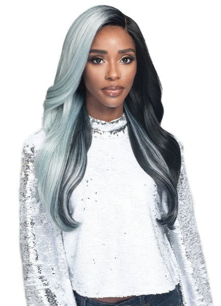 "Bobby Boss 5"" Deep Synthetic Hair Lace Front Wig MLF386 OPHELIA"