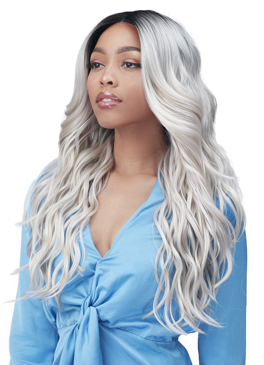 Bobbi Boss Premium Synthetic Boss Lace Wig MLF379 GARDENIA