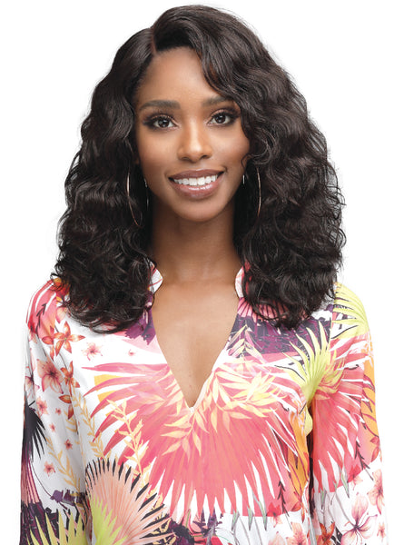 Bobbi Boss 100% Unprocessed Remy HH Lace Front Wig MHLF905 AMERIE