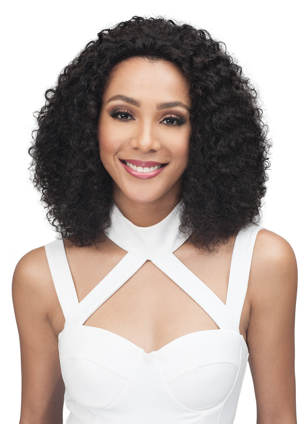 Bobbi Boss Unprocessed Virgin Remi Lace Front Wig  MHLF412 RAINA