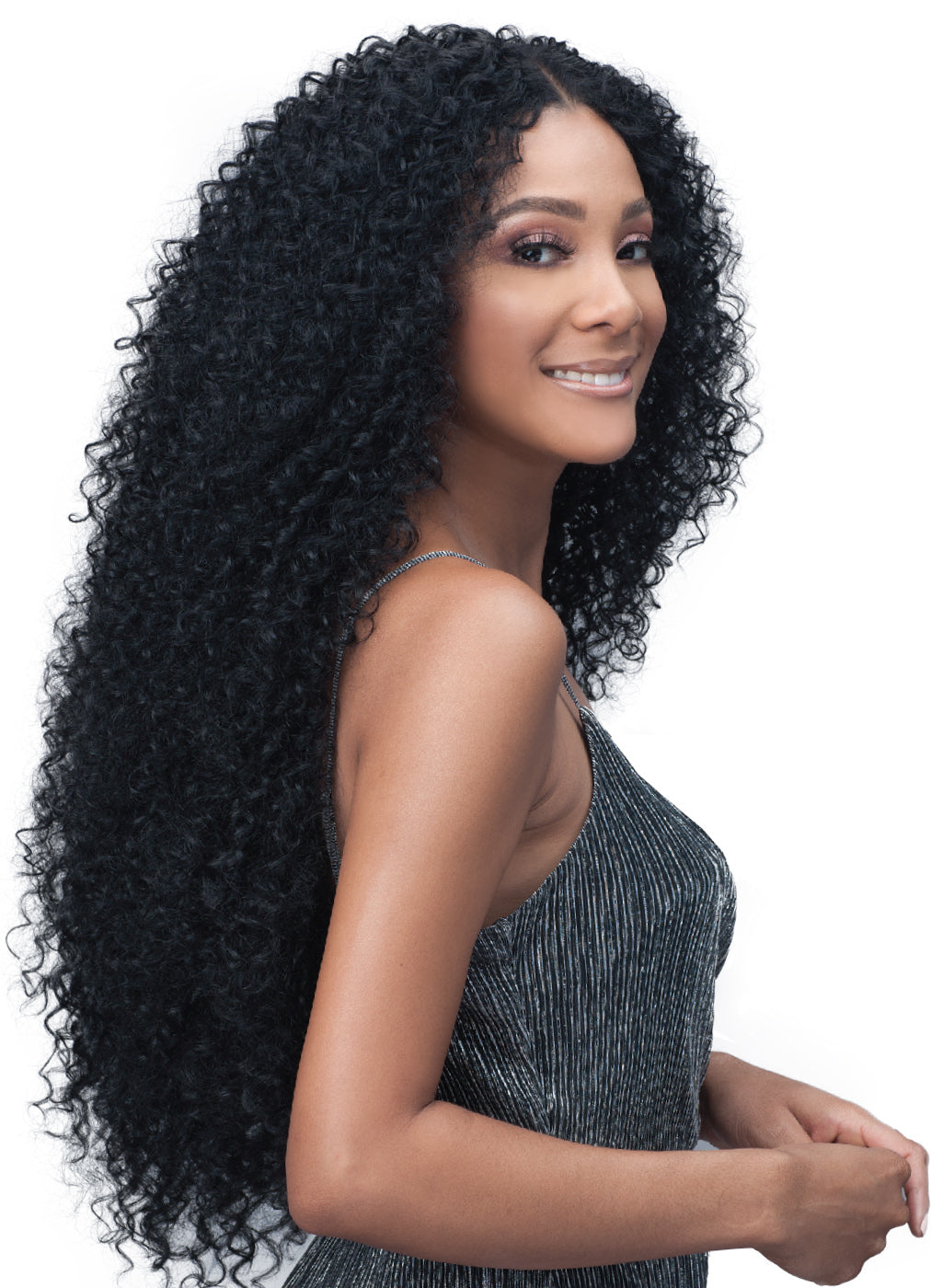 Bobbi Boss Natural Full & Soft Curls Boss Lace Front Wig MLF338 JOSEFA (discount applied)