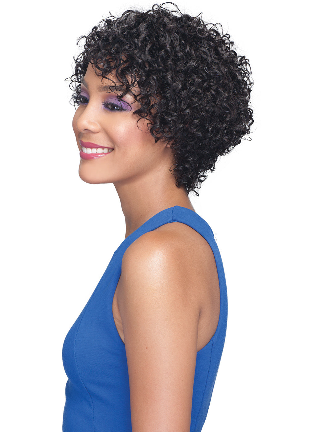 Bobbi Boss Lace Front human hair Wig MH1267 GEORGIA