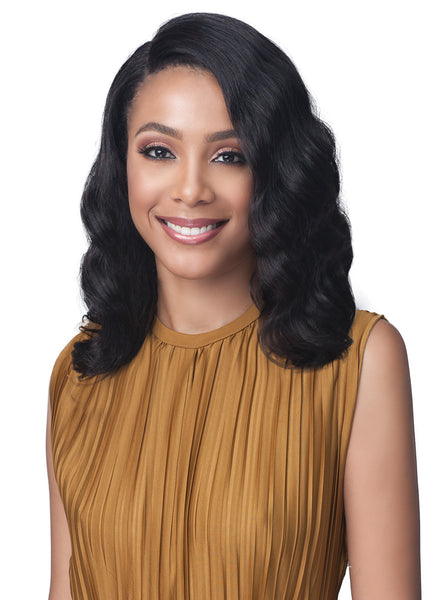 Bobbi Boss Unprocessed Human Hair 13x5 Glueless Lace Wig MHLF602 ARIANA