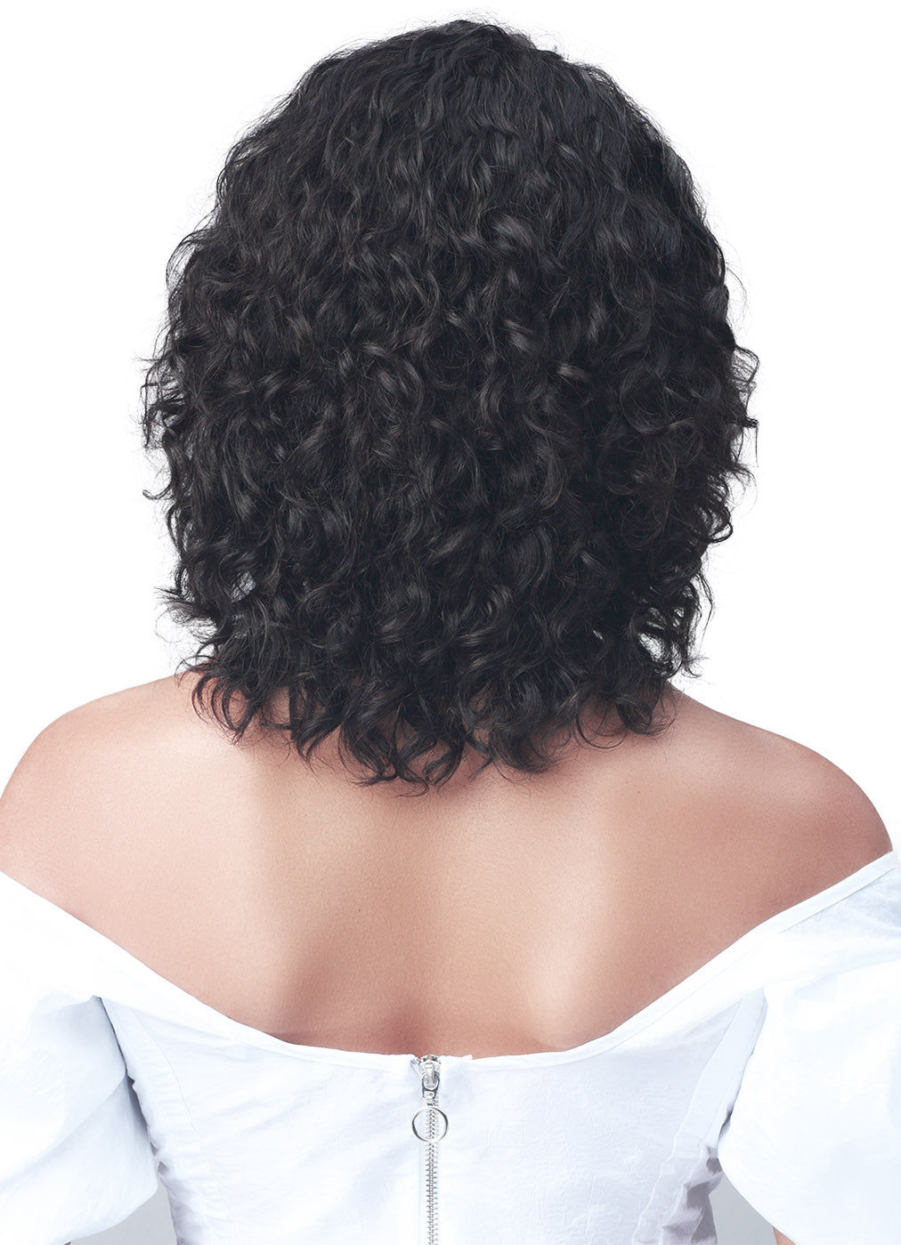 Bobbi Boss 100% Unprocessed Human Hair Wet & Wavy Wig MH1300 TERESA