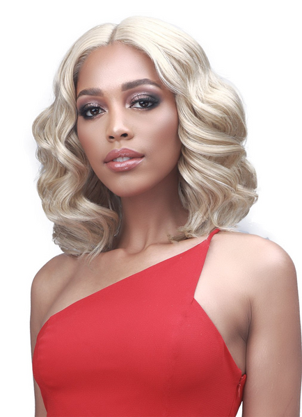 Bobbi Boss Synthetic Truly Me HD Lace Front Wig MLF541 DARA