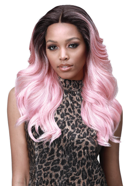 "Bobbi Boss 5"" Deep Part Synthetic Wig MLF328 KYLIE"