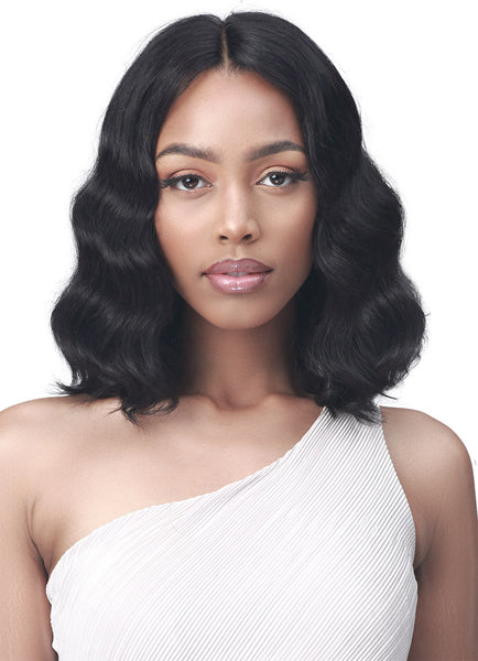 Bobbi Boss 100% Unprocessed Human Hair Lace Part Wig MHLP0004 ARABEL