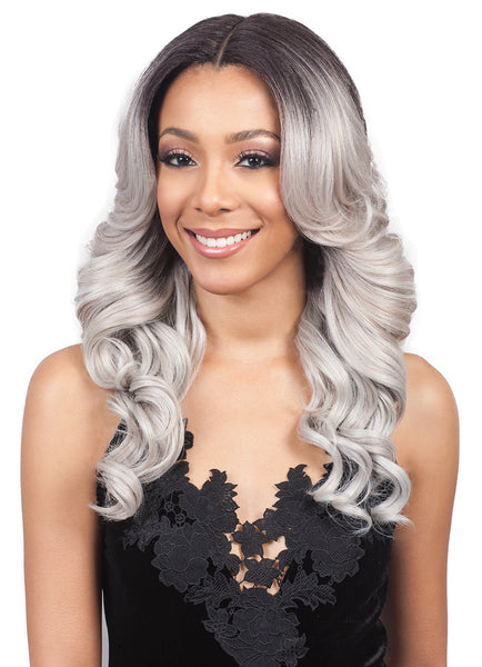 Bobbi Boss Synthetic Lace Front Wig MLF213 RAYLA
