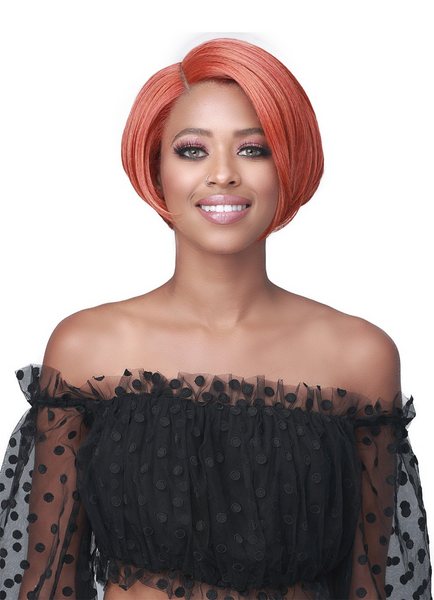 Bobbi Boss Premium Synthetic Lace Wig MLF465 THELMA
