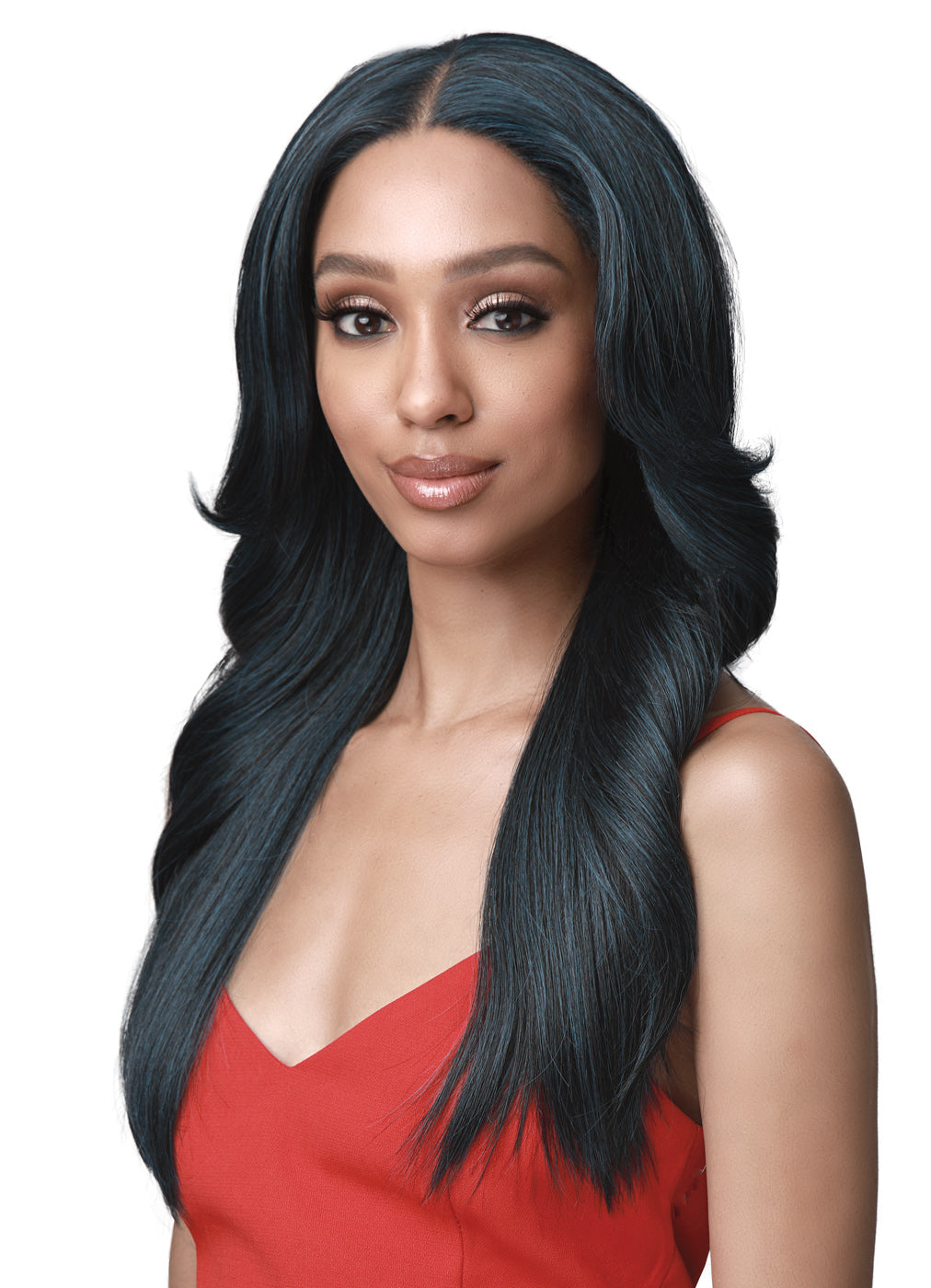 Bobbi Boss Synthetic Hair 13x5 HD Frontal Lace Wig MLF471 DARCY