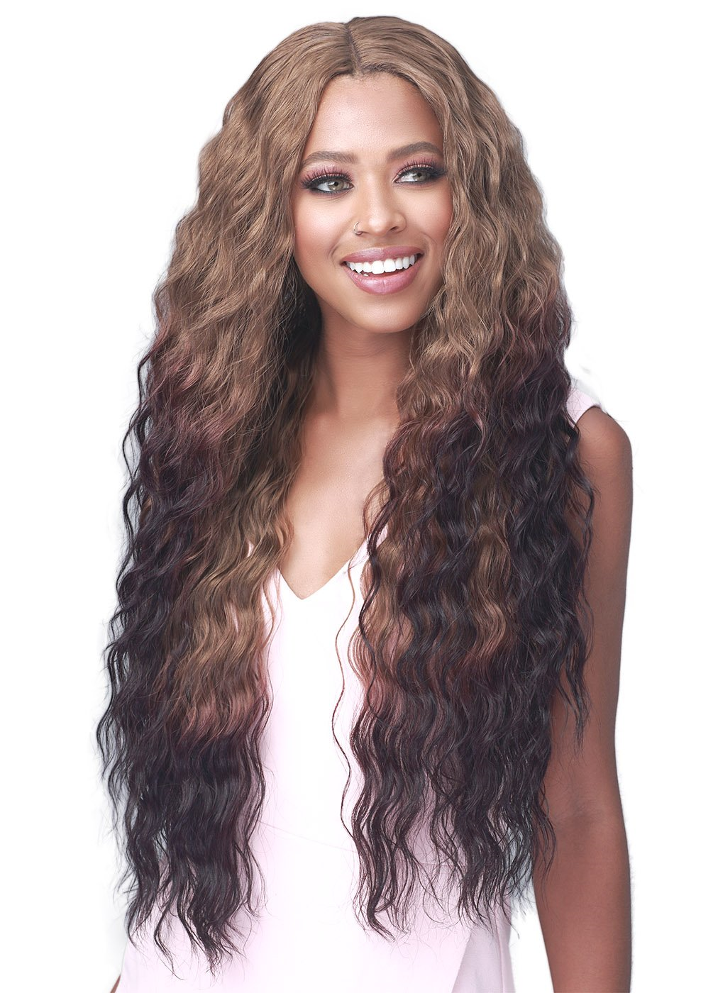 Bobbi Boss Premium Synthetic Boss Lace Wig MLF509 WILLOW