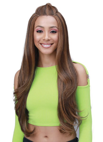 Bobbi Boss Lace Front U-SHAPED PART Wig MLF373 BRAELYN