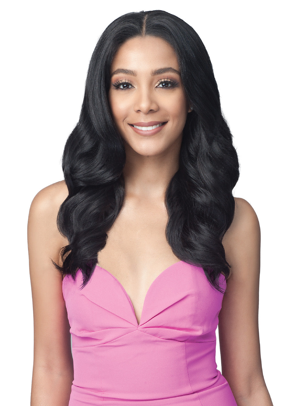 Bobbi Boss Synthetic 13x7 Glueless HD Lace Wig MLF458 AITAINA