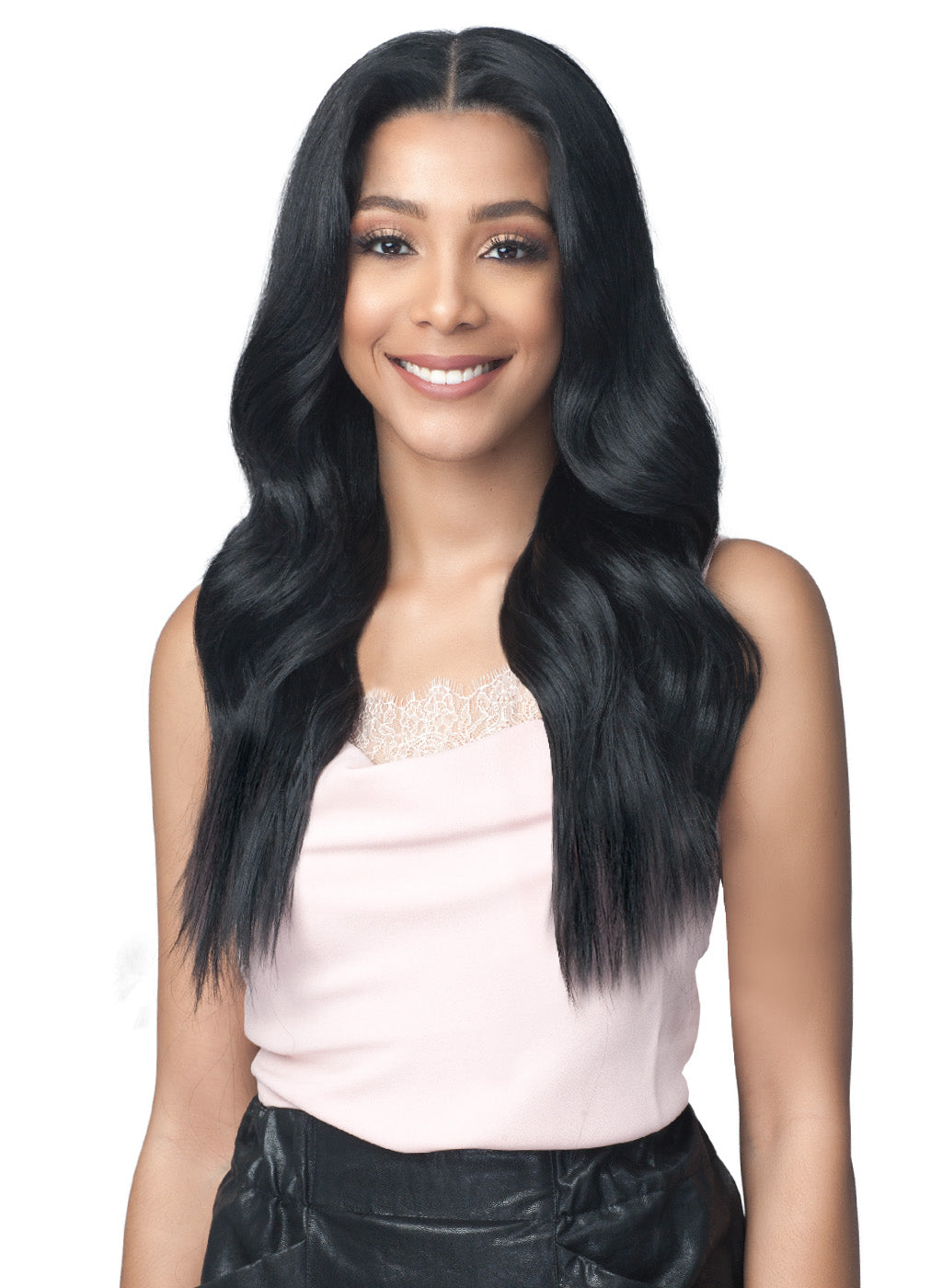 Bobbi Boss Synthetic 13x7 Glueless HD Lace Wig MLF457 EVANGELINE