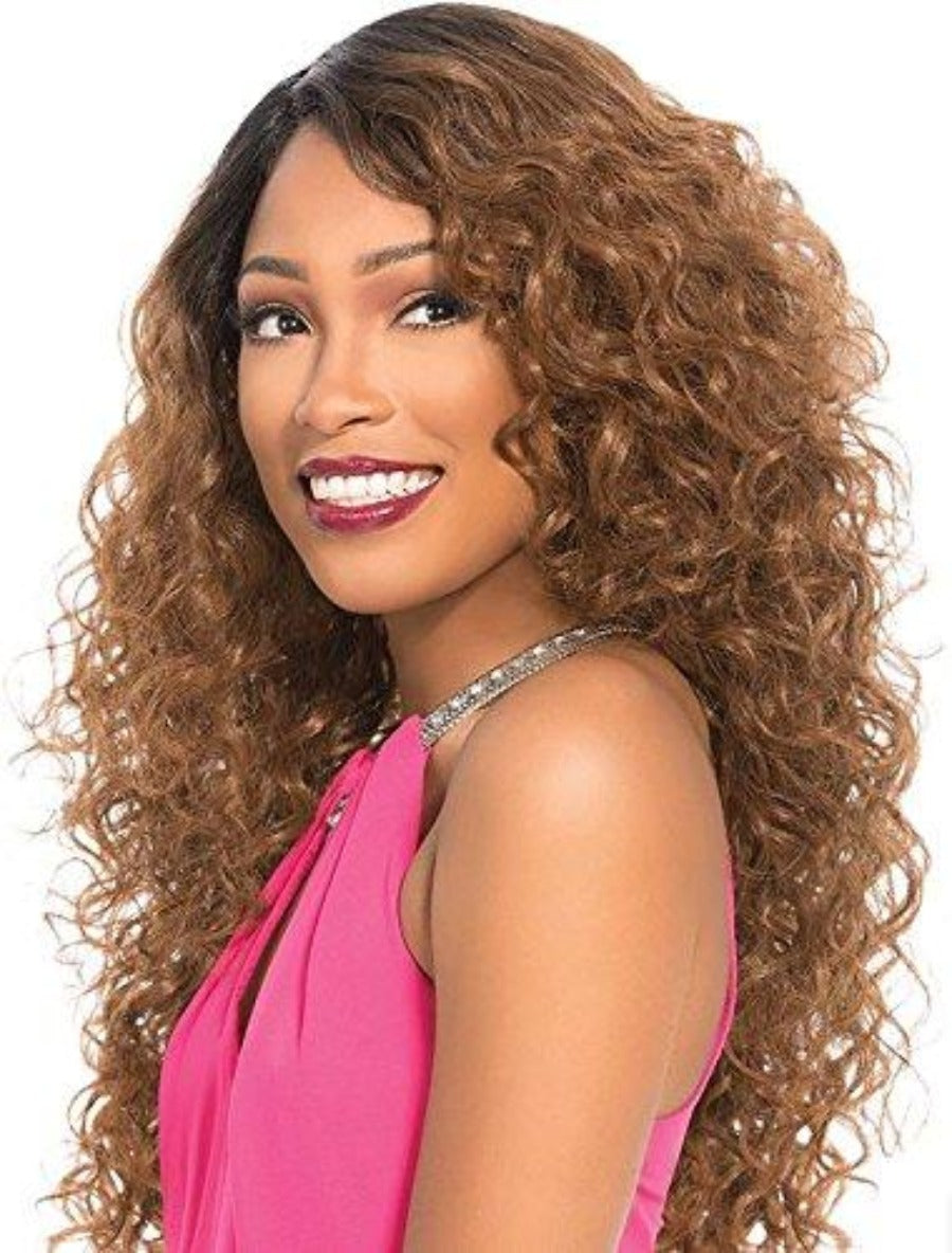 EMPRESS NATURAL LACE FRONT EDGE WIG L PART KAMALA (discount applied)