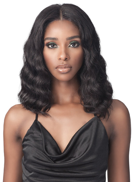 Bobbi Boss Unprocessed Human Hair 13x5 Glueless Lace Wig MHLF601 ARIKA