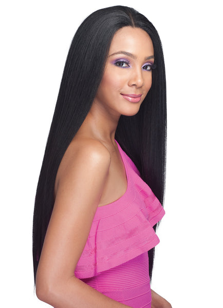 Bobbi Boss Human Hair Blend 360˚ Lace Front Wig MBLF350 ROSANNAH