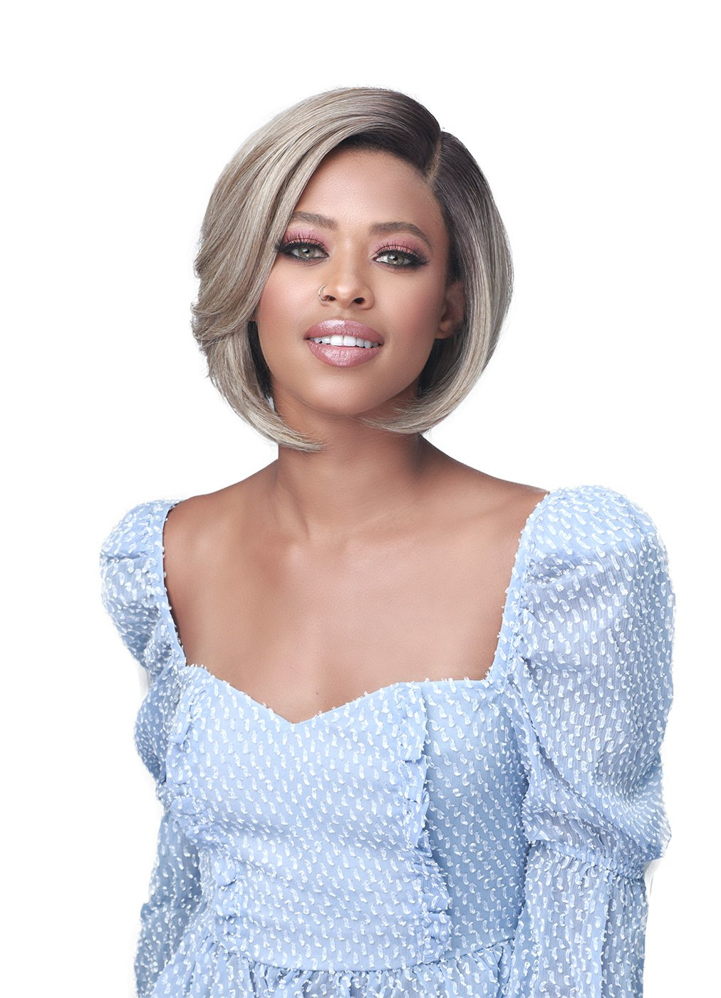 Bobbi Boss Premium Synthetic Lace Wig MLF466 SHERYL