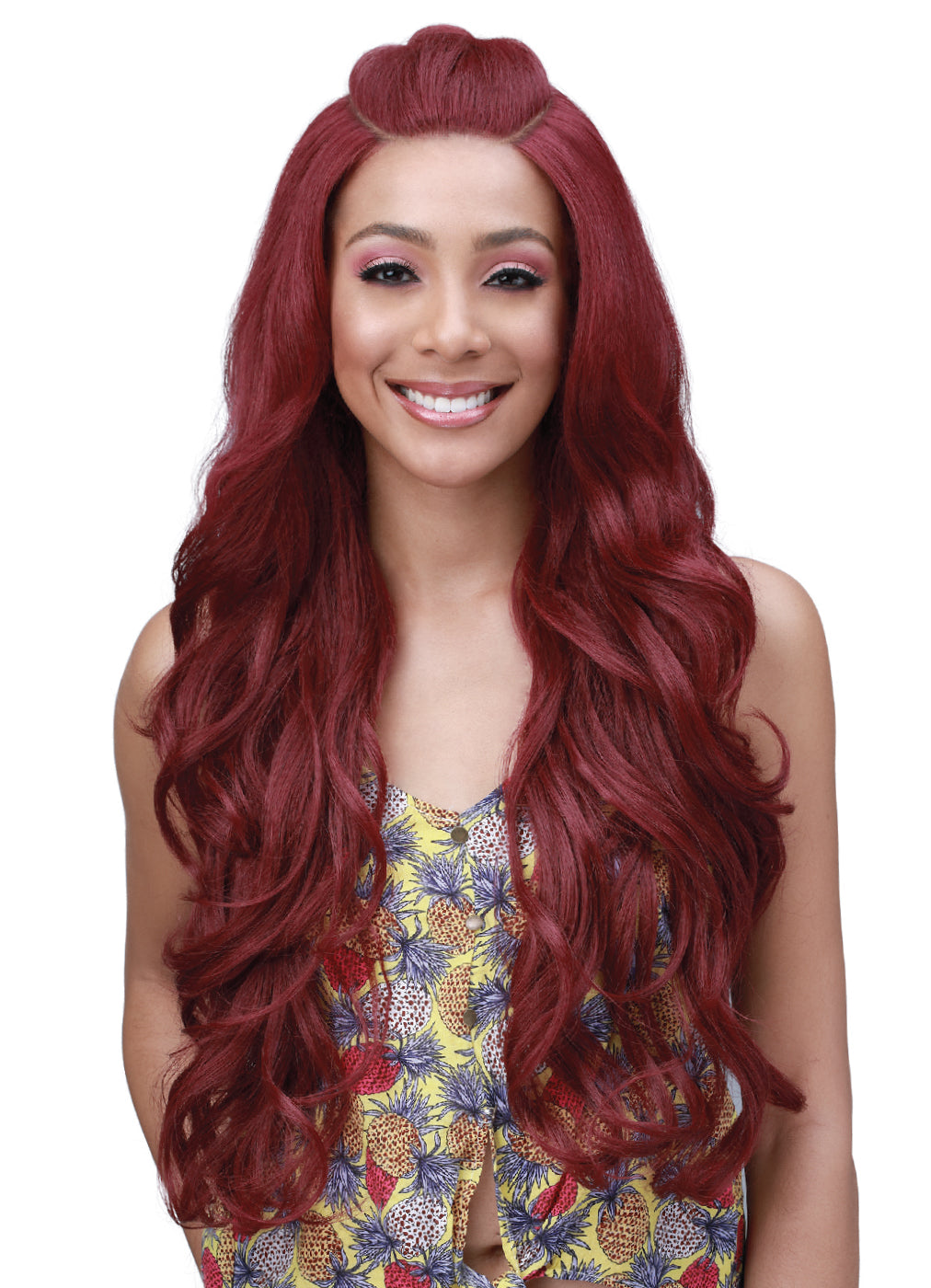 Bobbi Boss Lace Front U-SHAPED PART Wig MLF372 ELLYN