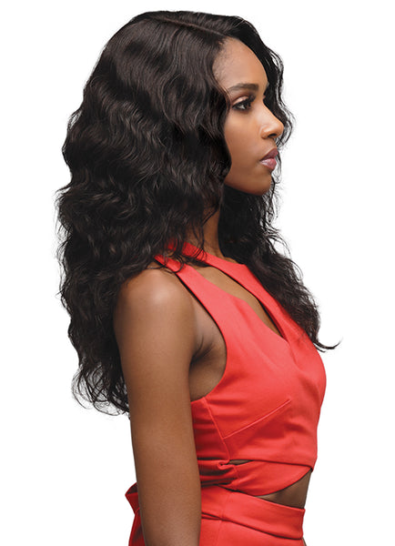 Bobbi Boss 100% Unprocessed Remy HH Lace Front Wig MHLF904 KIMORA