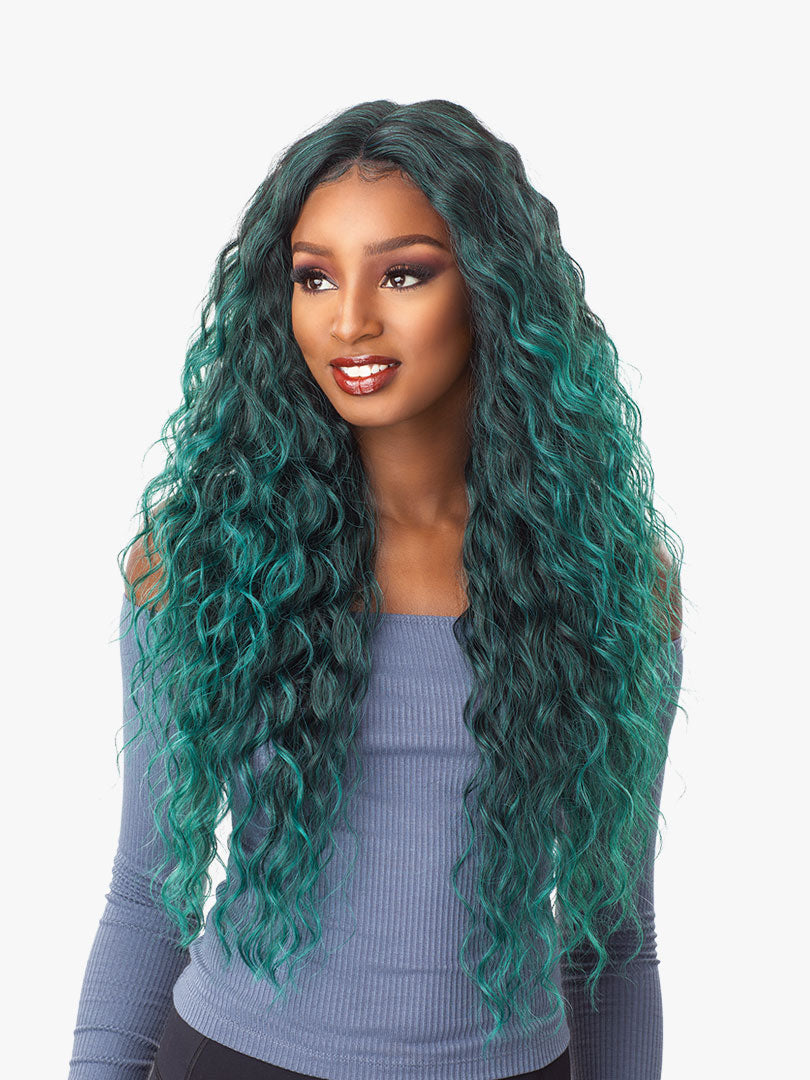 Empress Natural Center Part Lace Front Wig ANYA