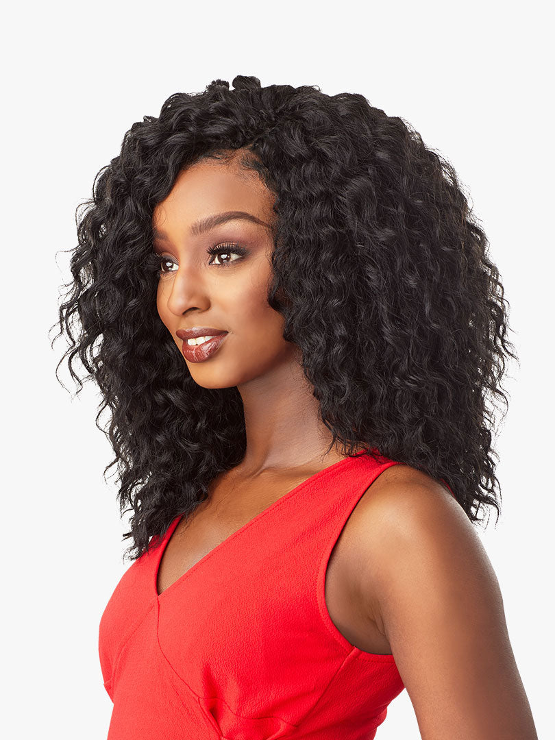 Sensationnel African Collection SNAP 3x Pre-Looped Crochet Braid Out 12 Inch