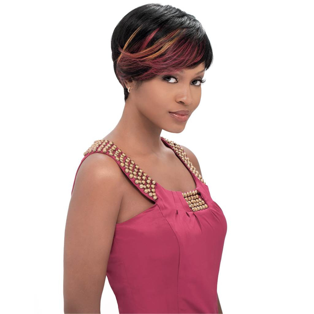 Bump Collection Wig Fab Fringe Afrostyling