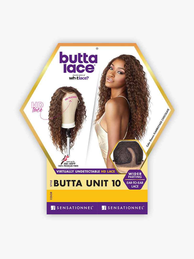 Sensationnel Synthetic Hair Butta HD Lace Front Wig BUTTA UNIT 10