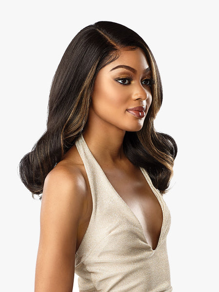 Sensationnel Synthetic HD Lace Front Wig BUTTA LACE UNIT 13