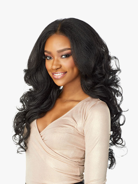 Sensationnel Synthetic Cloud 9 Swiss Lace What Lace 13x6 Frontal HD Lace Wig LATISHA