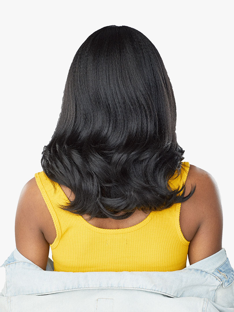 Sensationnel Curls Kinks & Co Synthetic Hair Empress Lace Front Wig ELITE BABE