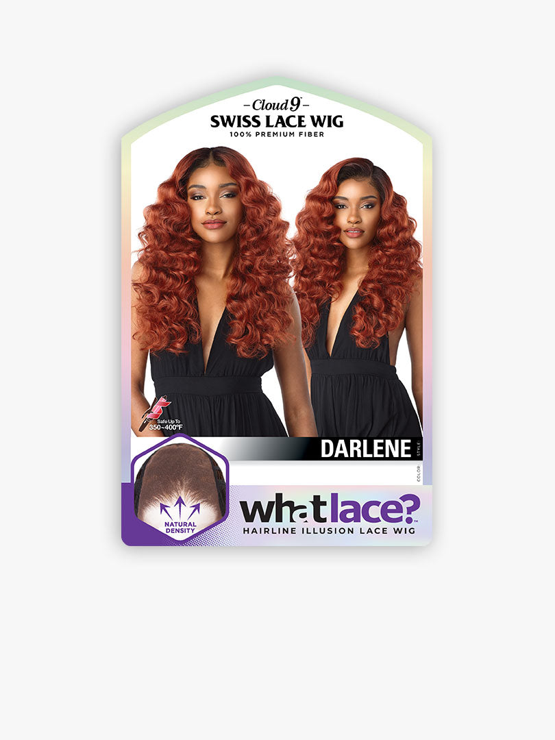 Sensationnel Cloud 9 Swiss Lace What Lace 13x6 Frontal Lace Wig DARLENE