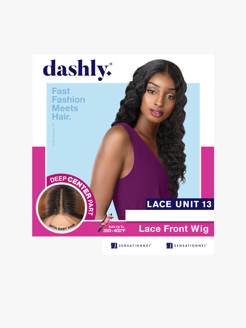 Sensationnel Synthetic Hair Dashly Lace Front Wig LACE UNIT 13