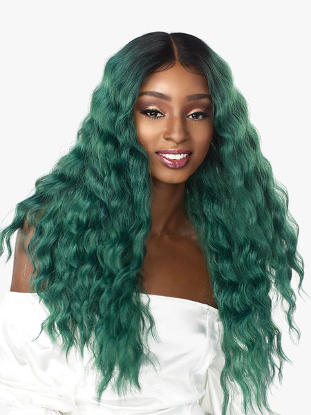 Sensationnel Dashly Lace Front Wig LACE UNIT 6