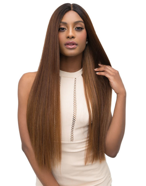 Janet Collection Extended Deep Part Lace Front Wig LEAH