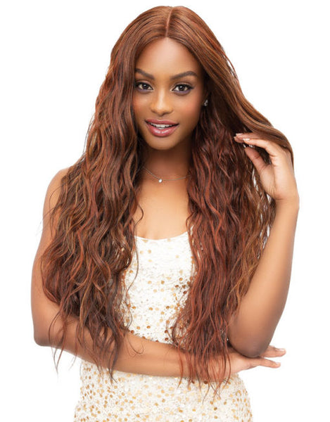 Janet Collection Extended Deep Part Lace Front Wig MICHELLE