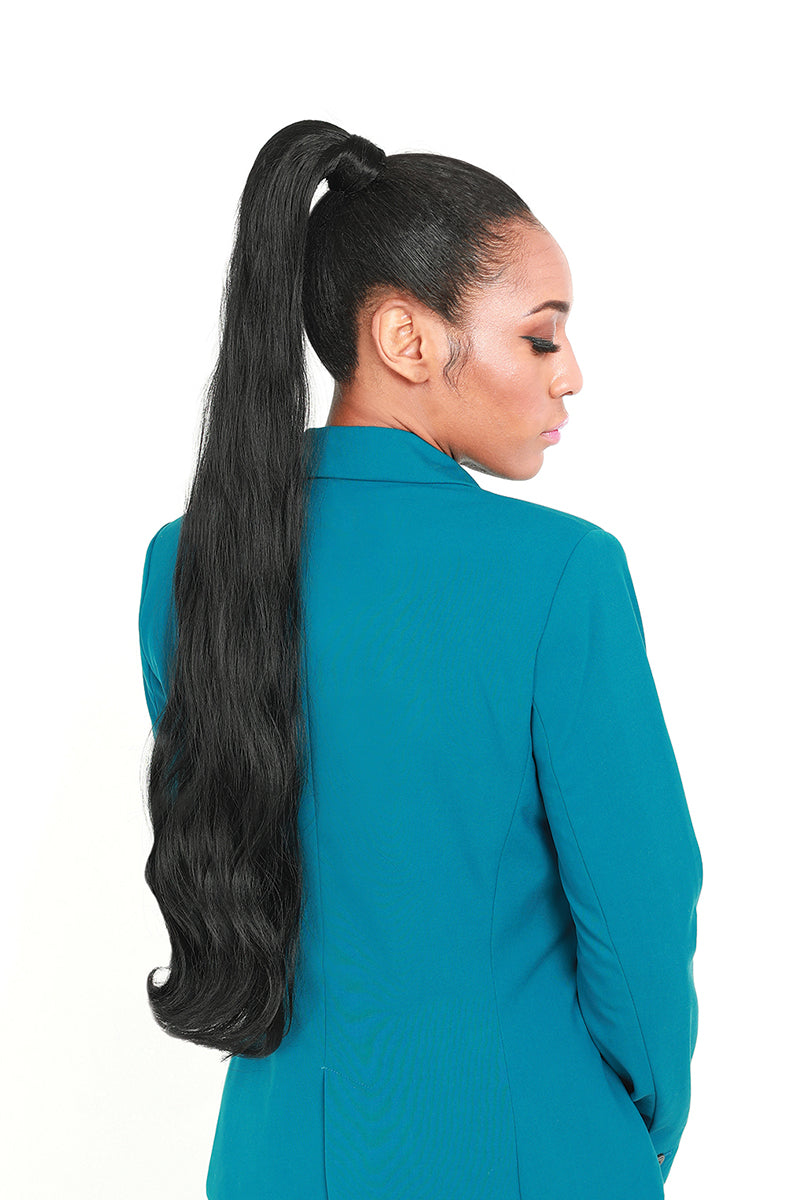 Zury Synthetic Ezwrap Ponytail BODY