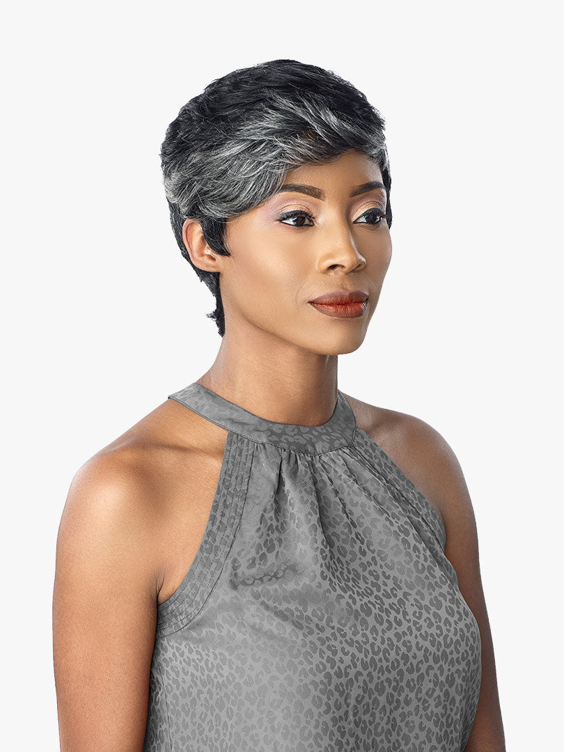 Sensationnel Human Hair Empire Lace Front Wig JEAN