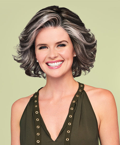 Gabor Monofilament Part Wig High Impact