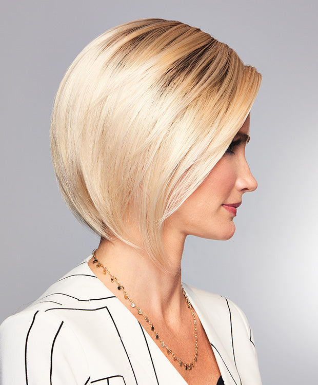 Gabor Monofilament Part Wig ON EDGE
