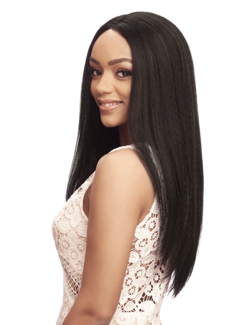 Harlem 125 Gogo Synthetic Hair HD Lace Wig GL201