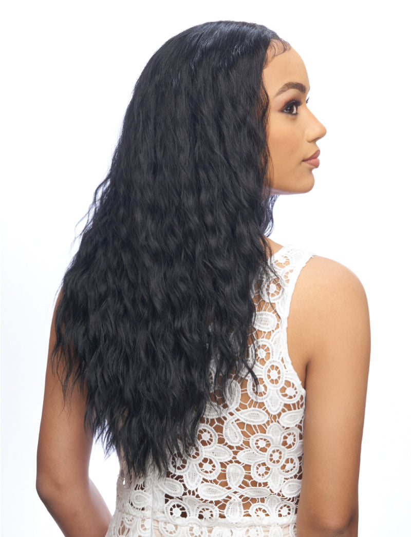 Harlem 125 Gogo Synthetic Hair HD Lace Wig GL202