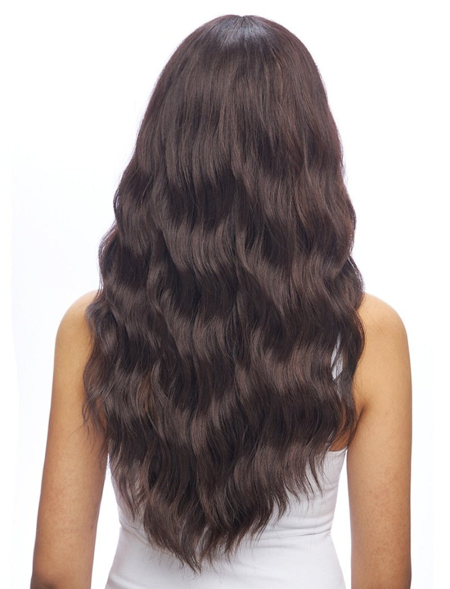 Harlem 125 Gogo Synthetic Hair HD Lace Wig GL203