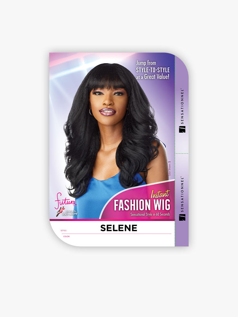 Sensationnel Synthetic Instant Fashion Wig SELENE