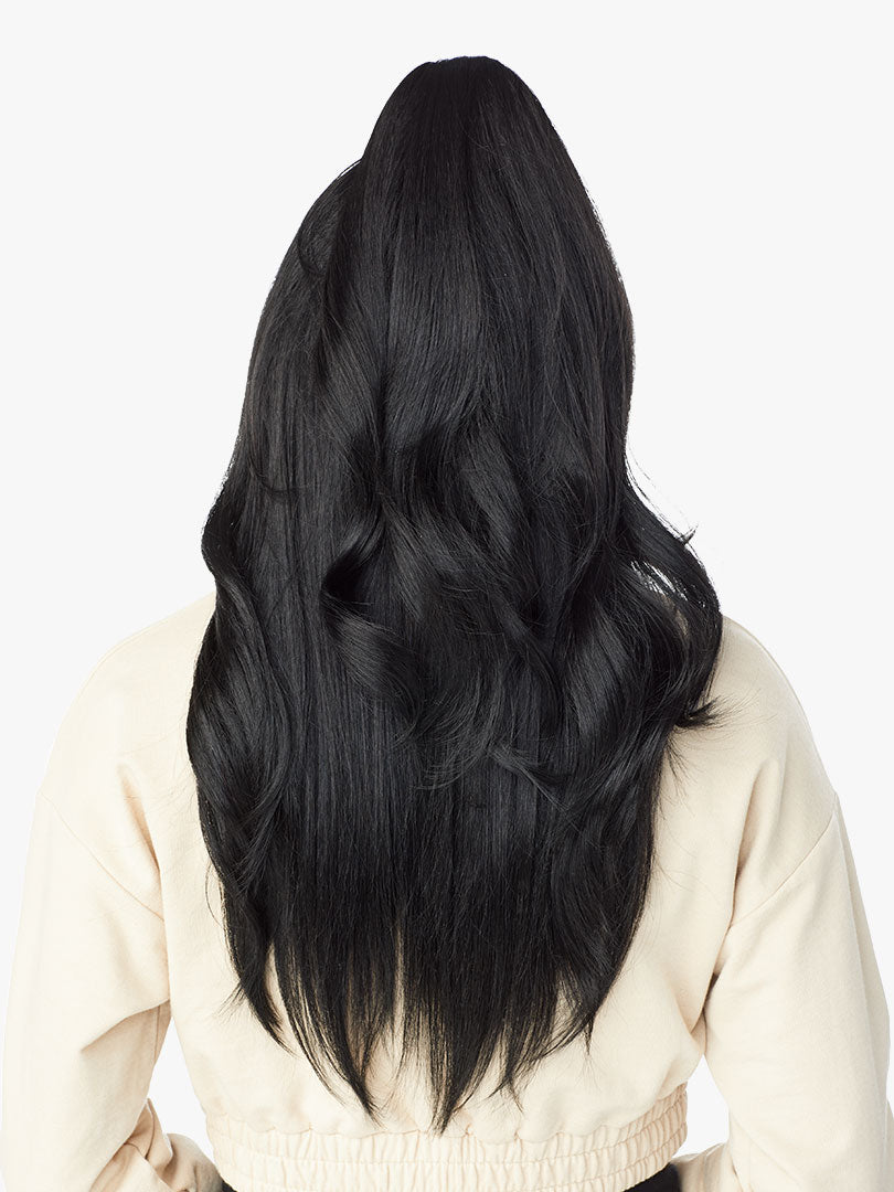 Sensationnel Instant Up & Down Pony Wrap Half Wig UD 1