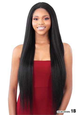 Model Model Synthetic Lace Front Wig Mint LML01