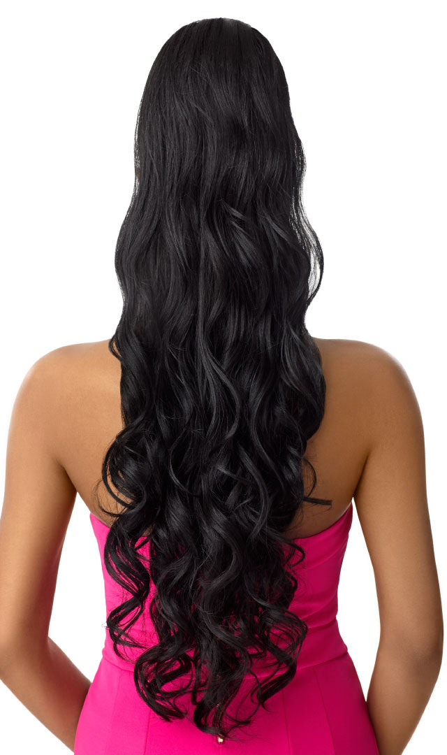 Outre Synthetic Pretty Quick Ponytail EVAN 30
