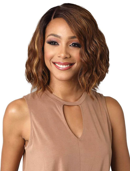 Bobbi Boss Swiss Lace Front Wig MLF196 MARILYN