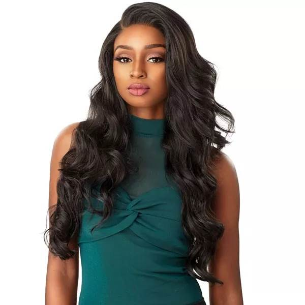 Sensationnel Cloud9 Swiss Lace What Lace 13x6 Frontal Lace Wig CELESTE